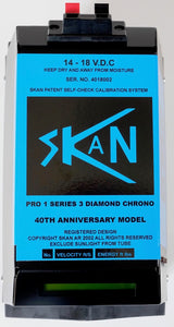 SKAN Chrono PRO1, Series 3, DIAMOND 40th ANNIVERSARY Latest Model