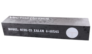 Vector Optics Zalem Titan 4-48x65 ED 338 SFP Riflescope Mega Zoom
