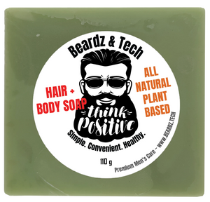 Hair & Body Soap - Beardz & Tech