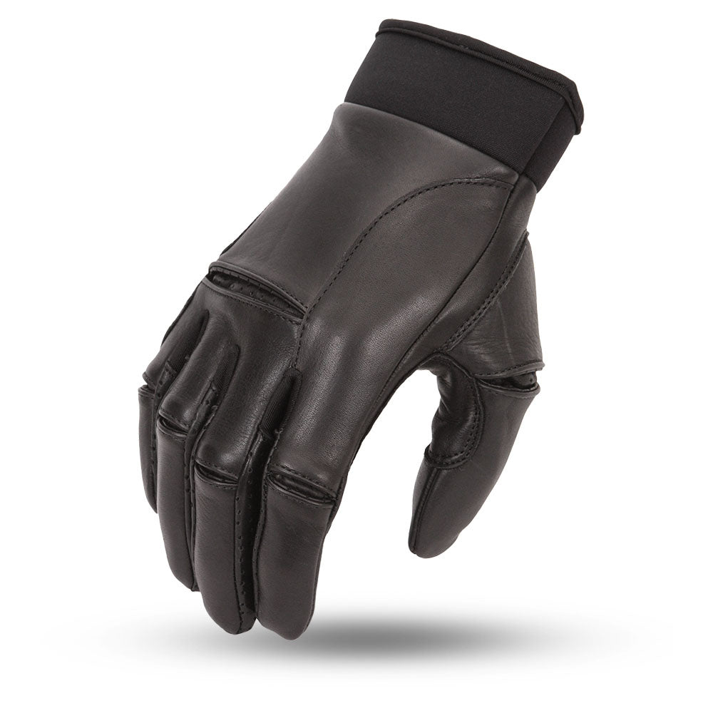 First Mfg Men's Leather Riding Gloves FI131GEL