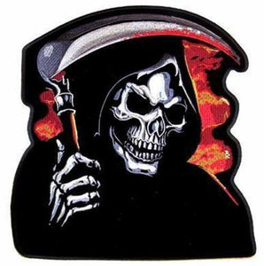 Grim Reaper Large Patch