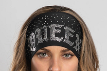 Load image into Gallery viewer, Ladies EZ Bandz By Hair Glove Bling Queen