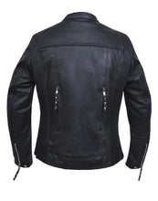 Load image into Gallery viewer, Unik Women's Soft Leather Jacket 6843.00