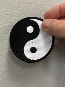 Yin Yang Patches ( Multi Colors )