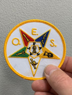 Order of Eastern Star Patch
