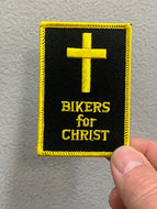 Bikers for Christ Patch