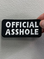 Official Asshole Patch
