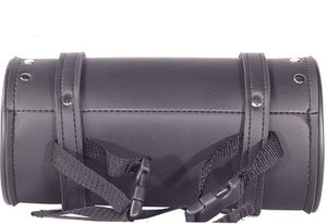 PVC Braided Motorcycle Tool Bag with Concho ( Multi Sizes )