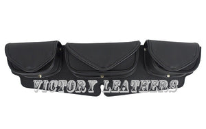 PVC Motorcycle Windshield Bags Velcro Closure ( Multi Choice )