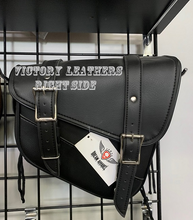 Load image into Gallery viewer, PVC Motorcycle Swing Arm Bags ( Left or Right Side )