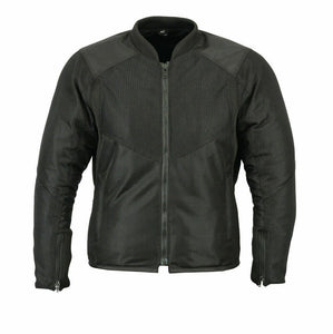 Women's Motorcycle Sporty Breathable Mesh Jacket DS860
