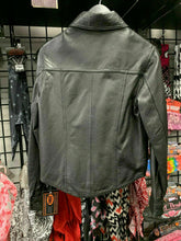 Load image into Gallery viewer, Ladies Leather Lightweight Shirt / Jacket