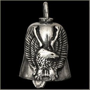 Eagle with Upturned Wings Gremlin Bell