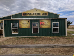 Herd Wear Store seen from US Hwy 287
