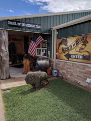 Herd Wear Retail Store - Front Entrance