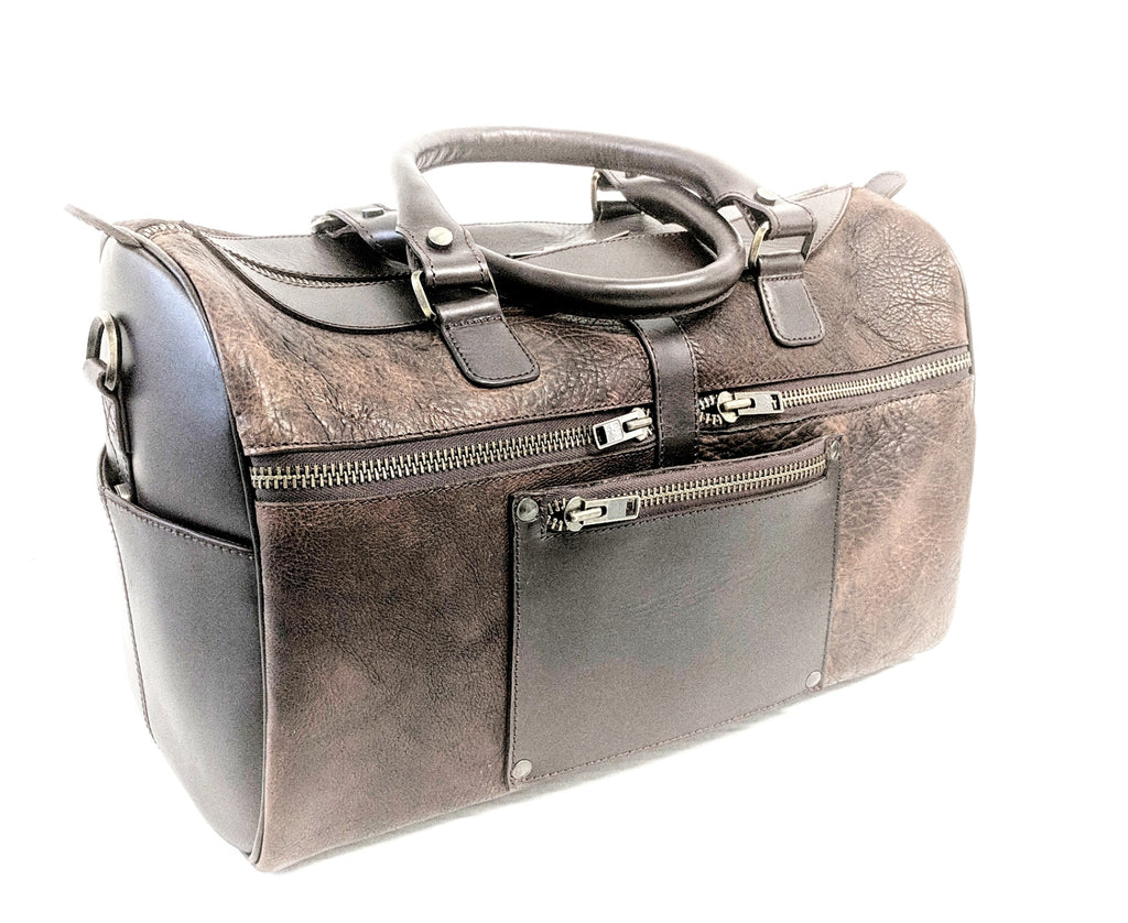 5525 - Douglas Duffel  for Airline Travel - American Buffalo (Bison) Available February 2019