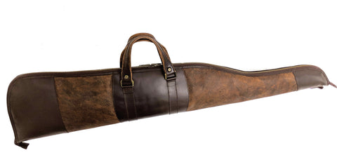"950-SK Rifle Case - American Buffalo (Bison) 48"" North American Sheepskin Lining"