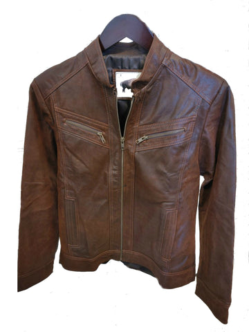# 1200-jk North American Lambskin Jacket