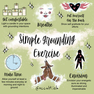 Simple Grounding Exercise