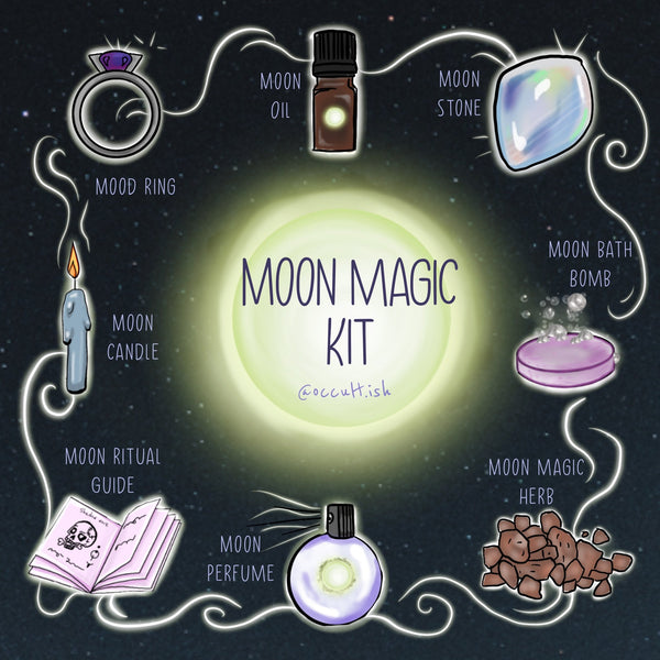 'Moon Magic Witch Kit'