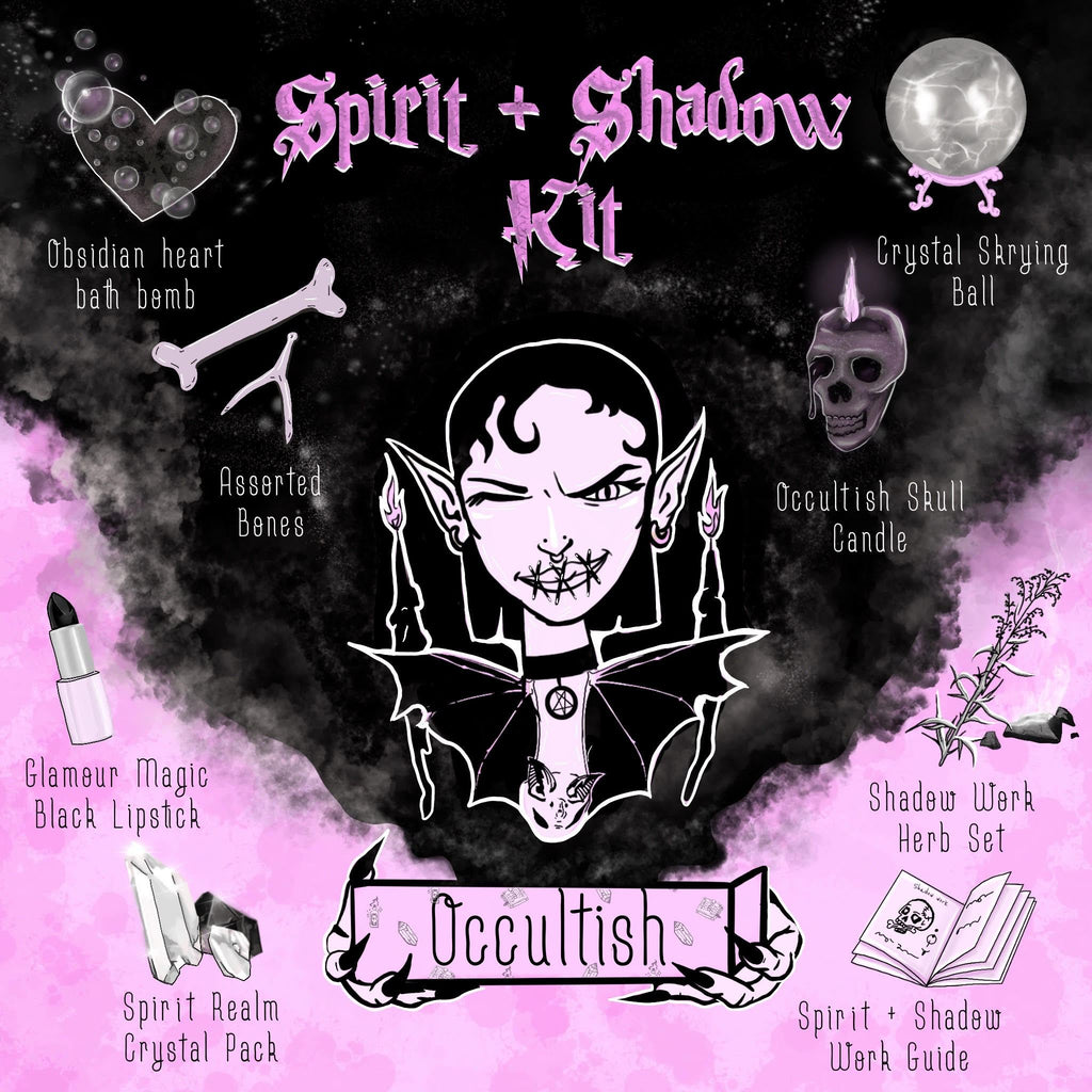 'Spirit + Shadow Kit'