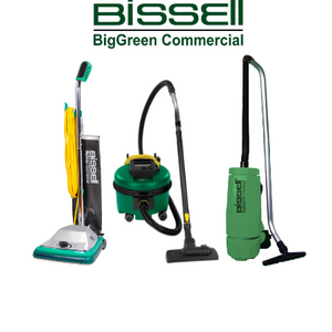 BISSELL® BigGreen Commercial Equipment