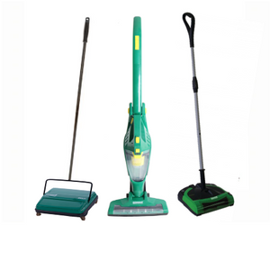 Floor & Carpet Cordless Sweepers