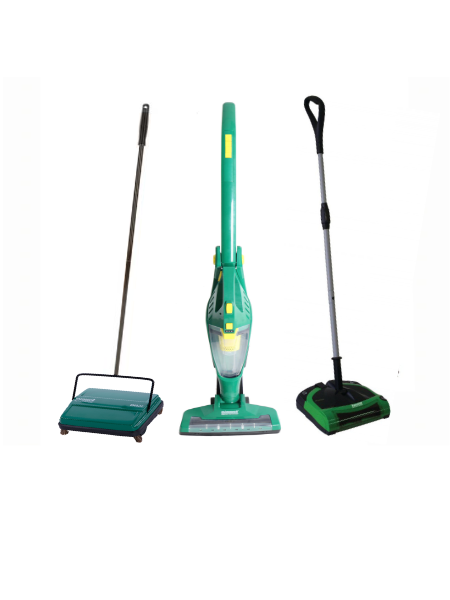 Cordless Floor Sweeper Manual Or Rechargeable Sweeper