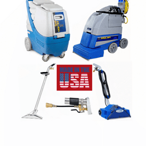 Commercial Carpet and Upholstery Cleaners