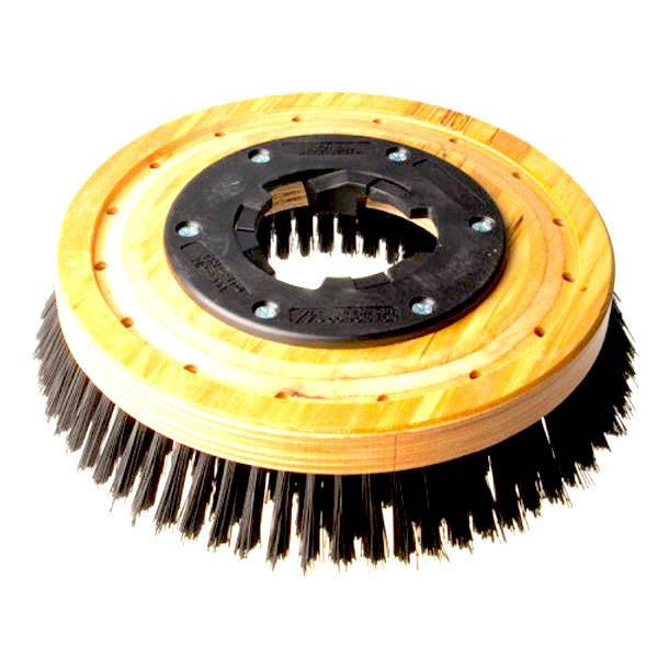 EDIC® 17 inch Poly Carpet Shampoo Brush