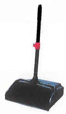 Commercial Lobby Dust Pan With Aluminum Handle Free