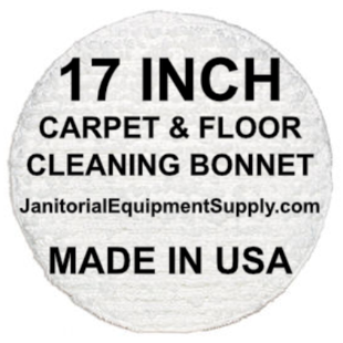 BISSELL® 17 inch Floor Cleaning Bonnet | Carpet Bonnet