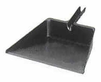 "18"" Plastic Jumbo Dust Pan 5 Pack"