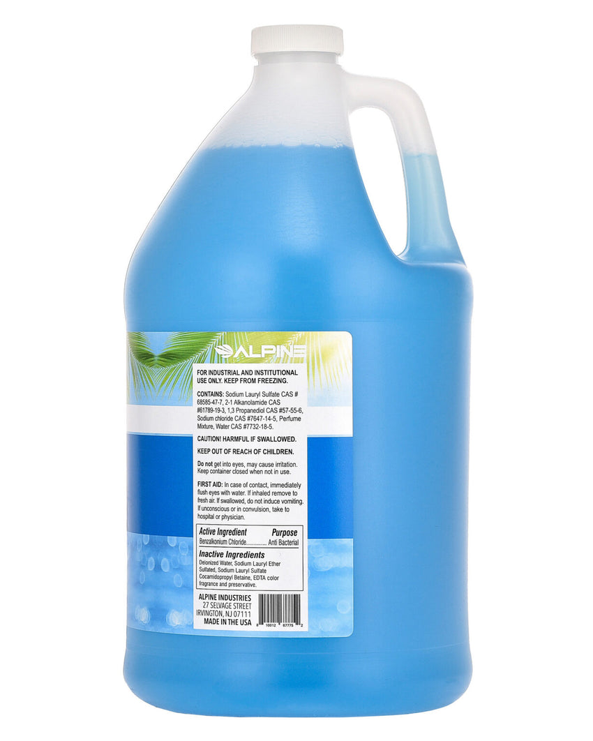 ALPINE ALPC-7 Cilenz Foaming Antibacterial Hand Soap - Blue Breeze