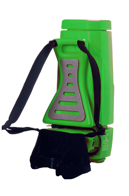 Bissell BGPRO6A Backpack Vacuum back-view