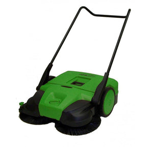 Bissell BG677 31 inch Battery Parking Lot Sweeper