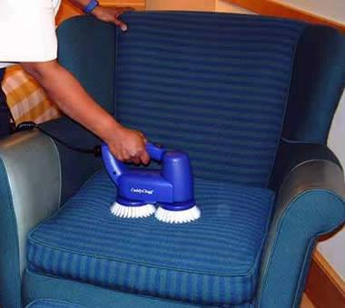 Cleans & Removes Stains on Furniture
