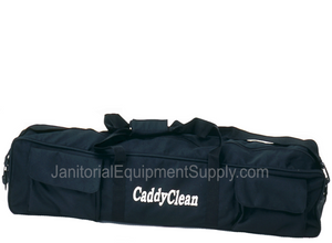 CaddyClean® Scrubber Accessory Carry Case Bag