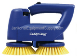 CaddyClean® Hand Held Scrubber | Polisher | Buffer Machine