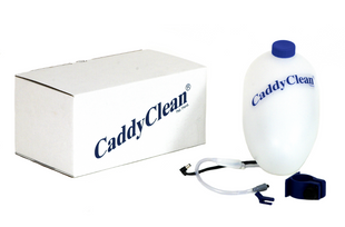CaddyClean® Water Solution Tank .45 Gallon 1.7 Liter with Pump