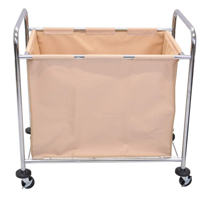 Laundry Cart on Wheels