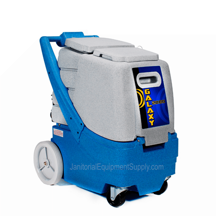 EDIC® Galaxy 2000 | 12 Gallon Commercial Carpet Steam Cleaning Machine