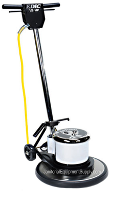 EDIC® 17LS3-SS | Saturn 17 inch Low Speed Floor Buffer Machine