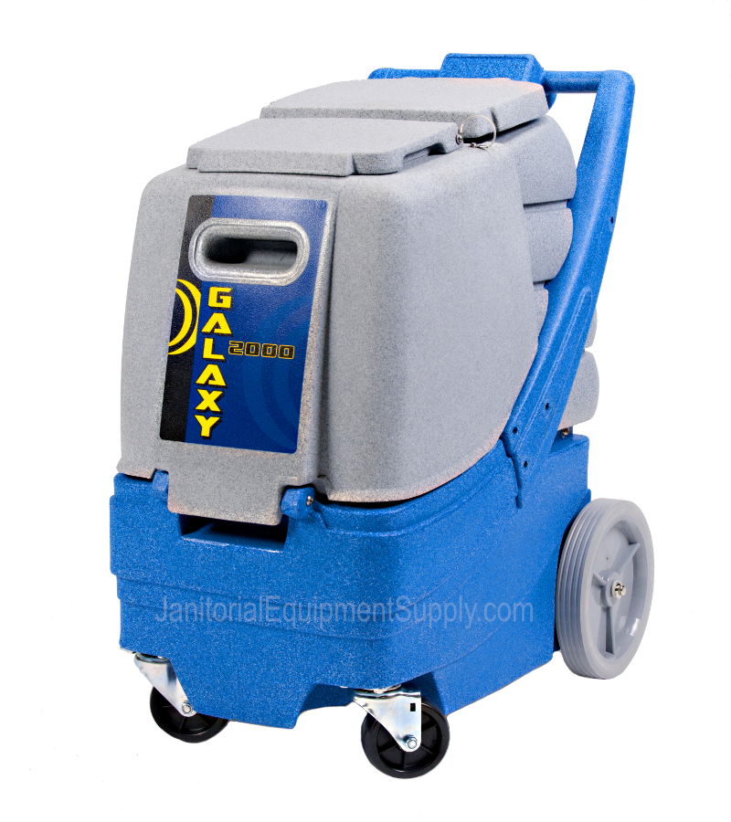 EDIC® Galaxy 12 Gallon Auto Detailing Steam Cleaning Machine