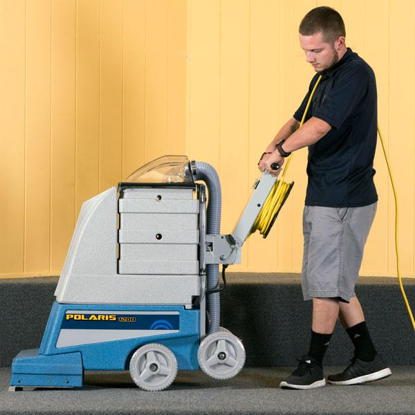 EDIC® 700PS Polaris 7 Gallon Self Contained Carpet Cleaning Machine