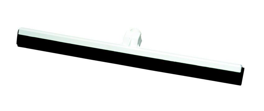 "16"" Hygienic Moss Rubber Floor Squeegee"