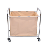 LUXOR HL14 Laundry Cart on Wheels