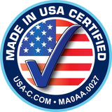 Made in the USA Certified