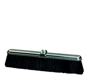 24 inch Heavy Duty Push Broom Brush Head
