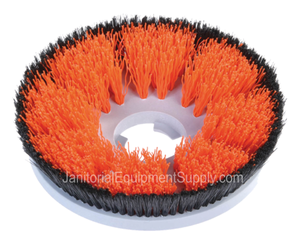 Motor Scrubber MS1039SG Aggressive Brush with Splash Guard